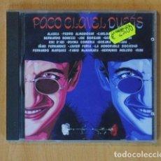 CDs de Música: PACO CLAVEL - PACO CLAVEL DUETS - CD. Lote 152361401