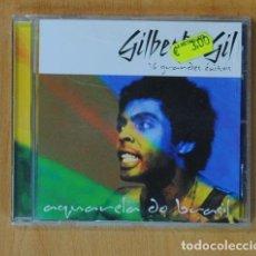 CDs de Música: GILBERT GIL - AQUARELA DO BRASIL - CD. Lote 152361616