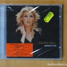 CDs de Música: FAITH HILL - BREATHE - CD. Lote 152362138