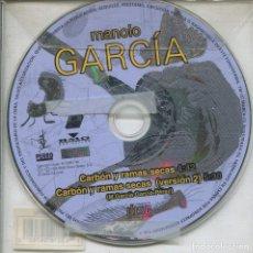 CDs de Música: MANOLO GARCIA / CARBON Y RAMAS SECAS (2 VERSIONES) CD SINGLE PICTURE 1998. Lote 152391218