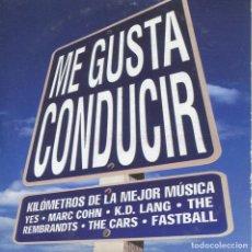 CDs de Música: ME GUSTA CONDUCIR (VARIOS) CD SINGLE CARTON PROMO 2002). Lote 152391482