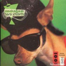 CDs de Música: MUSICA PARA SOLTEROS (CD CARTON 12 TEMAS EDICION ESPECIAL CADENA 100). Lote 152391578