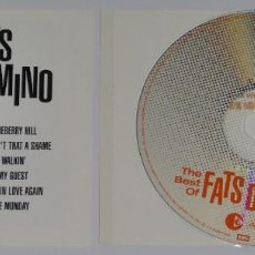 CDs de Música: THE BEST OF FATS DOMINO. Lote 152392730