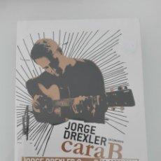 CDs de Música: JORGE DREXLER EN CONCIERTO EDICIÓN ESPECIAL LIMITADA 2 CDS Y DVD NUEVO PRECINTADO. Lote 152400646