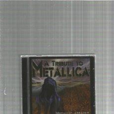 CDs de Música: METALLICA TRIBUTE. Lote 152418638