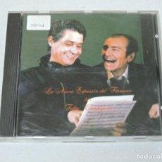CDs de Música: LA NUEVA EXPRESION DEL FLAMENCO FELIPE CAMPUZANO Y BENI DE CÁDIZ CD. Lote 152421734
