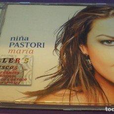CDs de Música: NIÑA PASTORI - MARÍA - CD. Lote 152422862