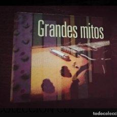 CDs de Música: COLECCIÓN CDS GRANDES MITOS. Lote 152423066