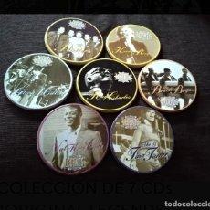 CDs de Música: 7 CDS ORIGINAL LEGENDS VERSIONS. Lote 152429022