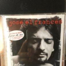 CDs de Música: JOSE EL FRANCES-ALMA. Lote 152436262