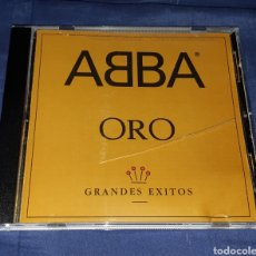 CDs de Música: ABBA, ORO GRANDES EXITOS. Lote 128666418