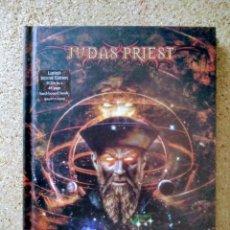 CDs de Música: JUDAS PRIEST - NOSTRADAMUS (LIMITED EDITION) 2 × CD - HARD-COVER BOOK - IMPORTACIÓN, NUEVO!. Lote 152444774