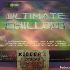CDs de Música: ULTIMATE CHILLOUT - BOX SET CON 8 CDS. Lote 151973822