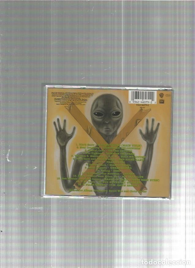 CDs de Música: THE X FILES - Foto 2 - 152459498