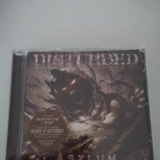 CDs de Música: DISTURBED ASYLUM CD NUEVO PRECINTADO ÚNICO EN TODOCOLECCION . Lote 152461754