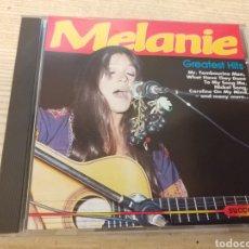 CDs de Música: MELANIE GREATEST HITS - CD. Lote 152479246