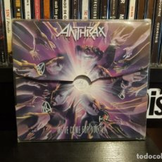 CDs de Música: ANTHRAX - WE'VE COME FOR YOU ALL - LIMITED EDITION. Lote 152526258
