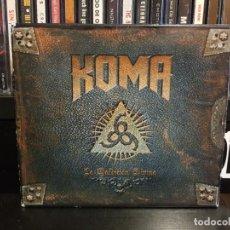 CDs de Música: KOMA - LA MALDICIÓN DIVINA. Lote 152539582