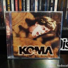 CDs de Música: KOMA - KOMA. Lote 152539662