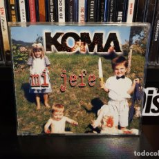 CDs de Música: KOMA - MI JEFE. Lote 152539698