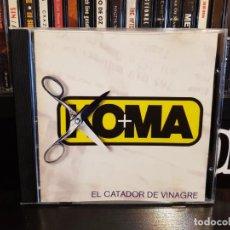 CDs de Música: KOMA - EL CATADOR DE VINAGRE. Lote 152539946
