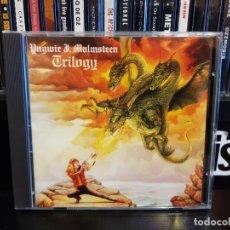 CDs de Música: YNGWIE J. MALMSTEEN - TRILOGY. Lote 152540378