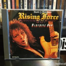 CDs de Música: YNGWIE J. MALMSTEEN'S RISING FORCE - MARCHING OUT. Lote 152540438