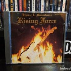 CDs de Música: YNGWIE J. MALMSTEEN - RISING FORCE. Lote 152540522