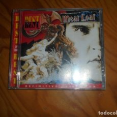 CDs de Música: BEST OF THE BEST : MEAT LOAF. DEFINITIVE COLLECTION. EPIC, 1995 . (#). Lote 152562270