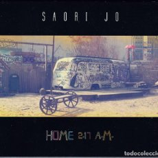 CDs de Música: SAORI JO - HOME 2.17 A.M. JETHRO TULL RELATED, IAN ANDERSON.. Lote 152566946