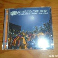 CDs de Música: STRICTLY THE BEST. VARIOUS. VOLUME 28 ( REGGAE). CD (#). Lote 152572374