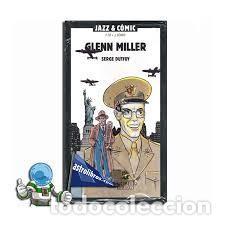 JAZZ & COMIC GLENN MILLER SERGE DUTFOY 2CDS + 1 COMIC (Música - CD's Jazz, Blues, Soul y Gospel)