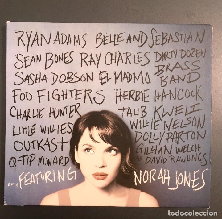 NORAH JONES -FEATURING (Música - CD's Jazz, Blues, Soul y Gospel)