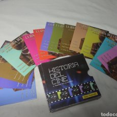 CDs de Música: HISTORIA DEL CINE A TRAVÉS DE LA MÚSICA, 13 CDS. Lote 152587061
