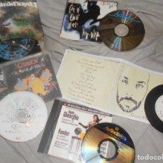 CDs de Música: OFERTA 5 CD PINK FLOYD, QUEEN TOM WAITS PHILIP GLASS MCDONALD..REMASTERIZADOS ROCK PROGRESIVO, AUTOR. Lote 152589058