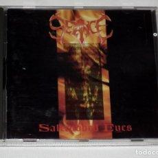 CDs de Música: CD SEANCE - SALTRUBBED EYES. Lote 152608634