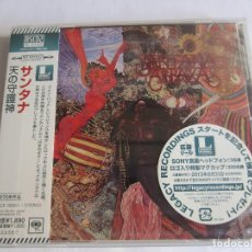 CDs de Música: SANTANA - ABRAXAS + 3 BONUS TRACKS 1970/2013 JAPAN BLU-SPEC CD2 1 X CD SICP-30051. Lote 152610282