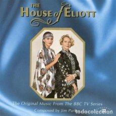 CDs de Música: THE HOUSE OF ELIOTT / JIM PARKER CD BSO. Lote 152692478