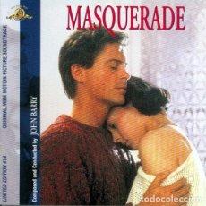 CDs de Música: MASQUERADE / JOHN BARRY CD BSO - PROMETHEUS. Lote 152693682