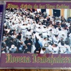 CDs de Música: SEMANA SANTA SEVILLA, BANDA STMO.CRISTO DE LAS TRES CAIDAS, NOVENA TRABAJADERA,2005. Lote 152753978