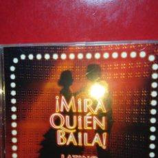 CDs de Música: DOBLE CD MIRA QUIEN BAILA - LATINO ( SHAKIRA, RICKY MARTIN, CHAYANNE, GLORIA ESTEFAN, THALIA, ETC . Lote 152754058