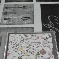 CDs de Música: LED ZEPPELIN - LED ZEPPELIN III - 1 CD - REMASTERED. Lote 152759662