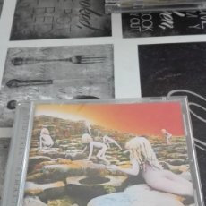 CDs de Música: LED ZEPPELIN - HOUSES OF THE HOLY - 1 CD - REMASTERED. Lote 152761254
