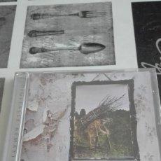 CDs de Música: LED ZEPPELIN - LED ZEPPELIN IV - 1 CD - REMASTERED. Lote 152768442