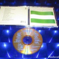 CDs de Música: HIMNO DE ANDALUCIA - CD - 7 99262 2 - HISPAVOX - AMIGOS DE GINES - ENRIQUE MORENTE .... Lote 152805606
