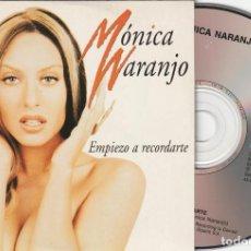 Musik-CDs - MONICA NARANJO - Empiezo a recordarte - 1 TEMA *PROMO* CD SINGLE - 152902486