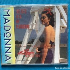 CDs de Música: MADONNA - THIS USED TO BE MY PLAYGROUND *3 - 9362 40510-2 - GERMANY - CD SLIM CASE. Lote 153051806