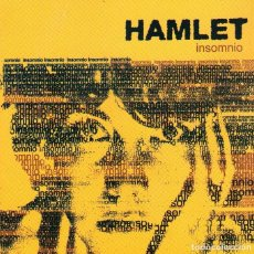 CDs de Música: HAMLET - INSOMNIO - CD ALBUM - 12 TRACKS - ZERO RECORDS 1998. Lote 153059870