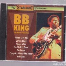 CDs de Música: BB KING - THE BLUES COLLECTION (CD 1994, GALAXY 3880842). Lote 153124442