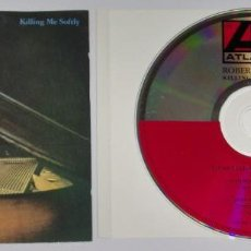 CDs de Música: ROBERTA FLACK: KILLING ME SOFTLY (REMASTERED). Lote 153164026